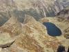 Ергаки, Западный Саян, озеро Горных Духов, перевал Парабола