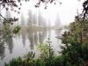Ергаки, Западный Саян, озеро Лазурное