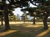 Япония, Токио, беговая трасса воткруг императорского дворца