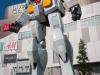 "Япония.Токио. Odaiba. A ""life sized"" Gundam statue"