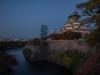 Япония, Самурайский замок в Осаке.