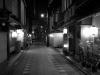 Япония, Киото, Gion ночью