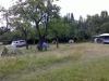 Восточный Крым, стоянка Лесная