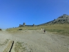 Восточный Крым, г.Судак, Генуэзская крепость
