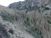 Восточный Крым. Мыс Меганом, идущие монахи