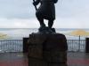 Восточный Крым, Коктебель, памятник Волошину