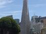 США, от Сан-Франциско до Санта Круса