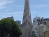 Сан-Франциско. Деловой центр. Transamerica Pyramid Tower