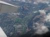 США, вид из самолета при подлете к Сиэтлу