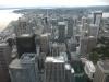 США, Сиэтл (Seattle), вид с небоскреба Colambia Center