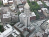 США, Сиэтл (Seattle), вид с небоскреба Colambia Center на Smith Tower