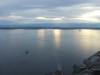 США, Сиэтл (Seattle), вид с небоскреба Colambia Center на залив