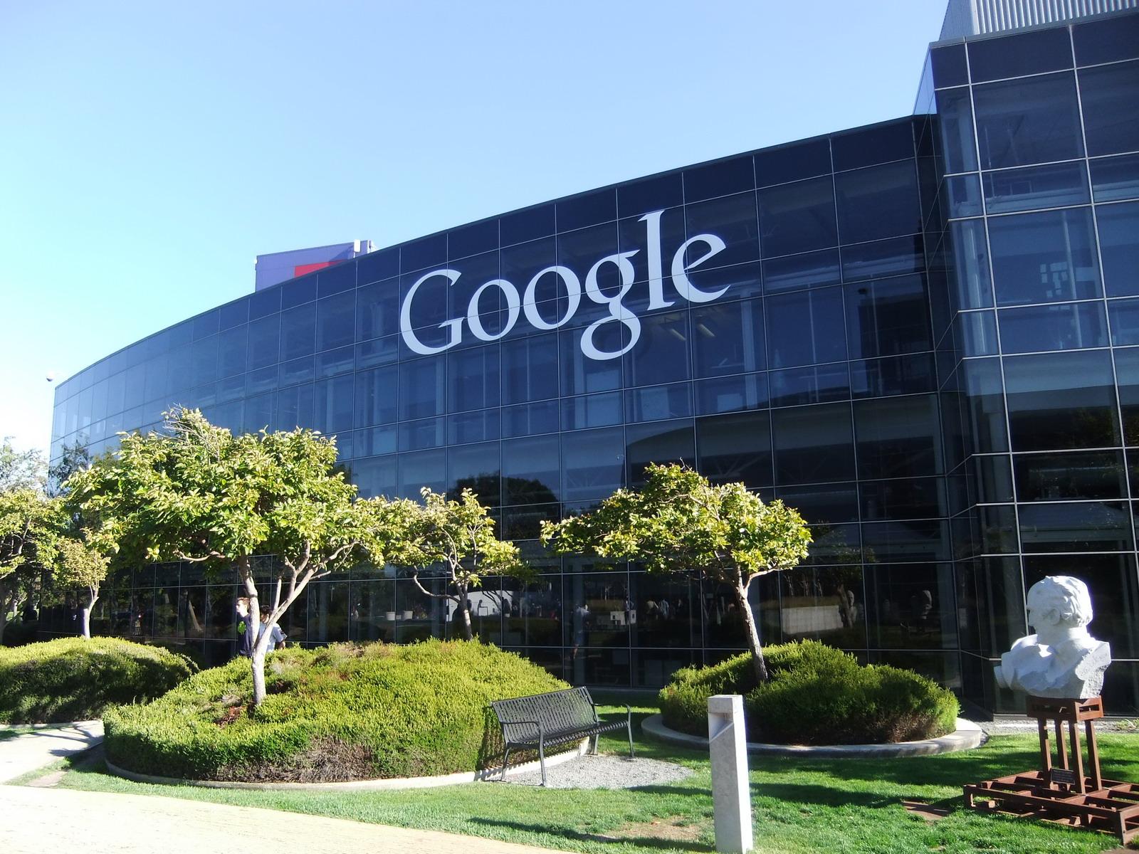 США, Mountain View, Google