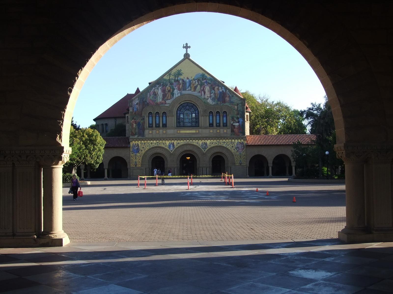 США, Стенфордский университет, церковь
