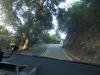 США, Калифорния, горная дорога