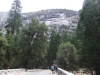 США, Калифорния, Yosemite, начало маршрута