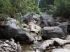 США, Калифорния, Yosemite, ручей