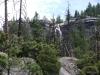 США, Калифорния, Yosemite, водопад Nevada