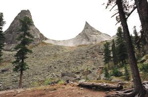 Ергаки Западный Саян перевал Парабола
