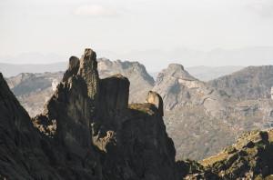 Ергаки, Западный Саян, горы Ергак