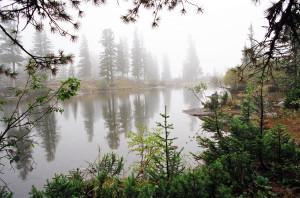 Ергаки Западный Саян озеро Лазурное