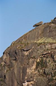 Ергаки, Западный Саян, Висячий камень, горы Ергак