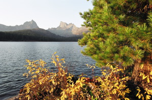 Ергаки Западный Саян озеро Светлое