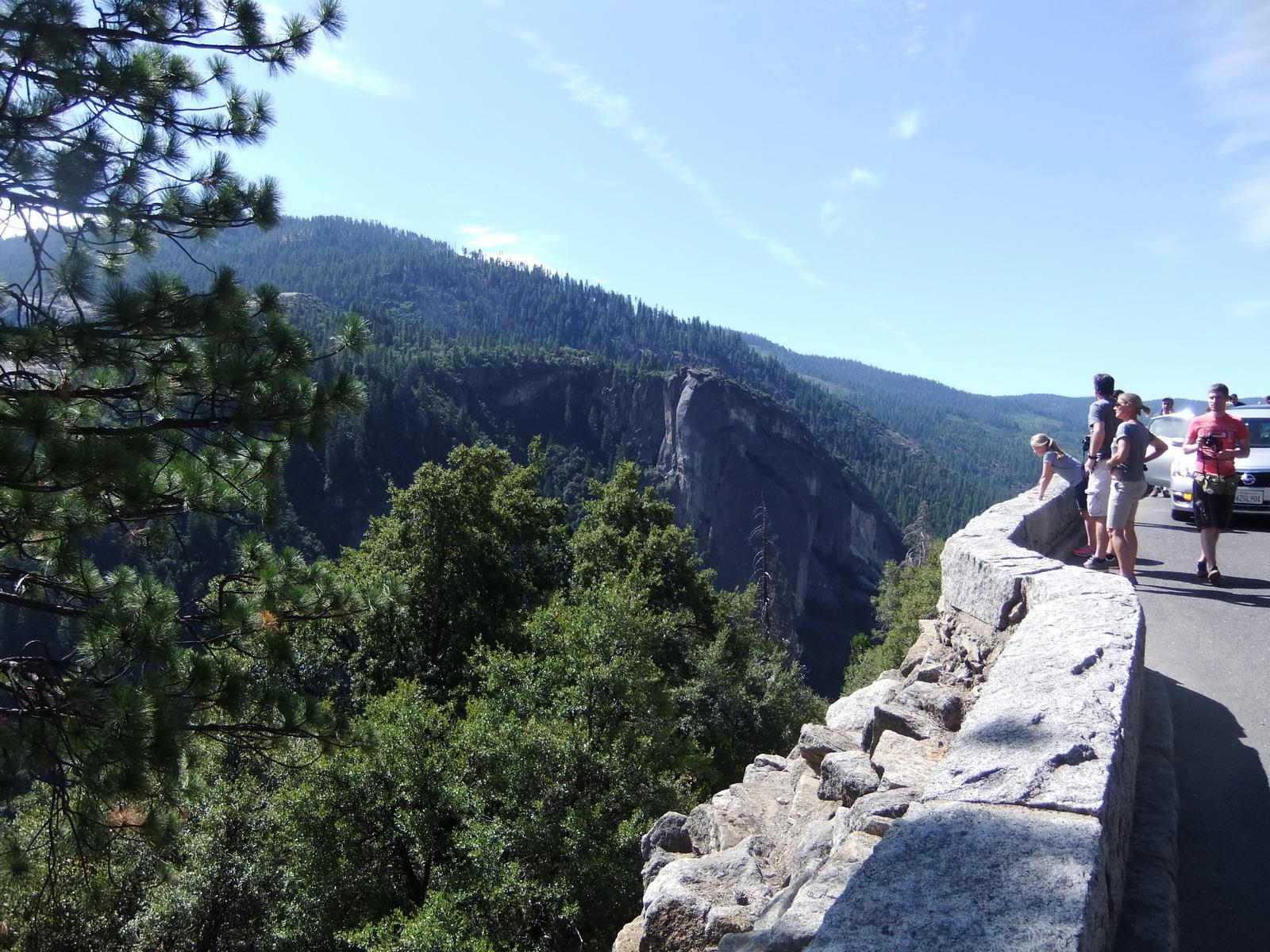 США, вида Yosemite