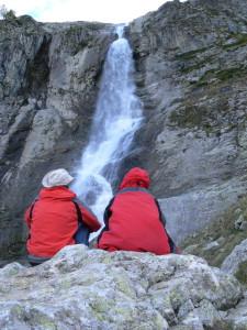 Западный Кавказ Архыз Софийские водопады