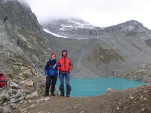Западный Кавказ Архыз перевал Иркиз Софийские озера