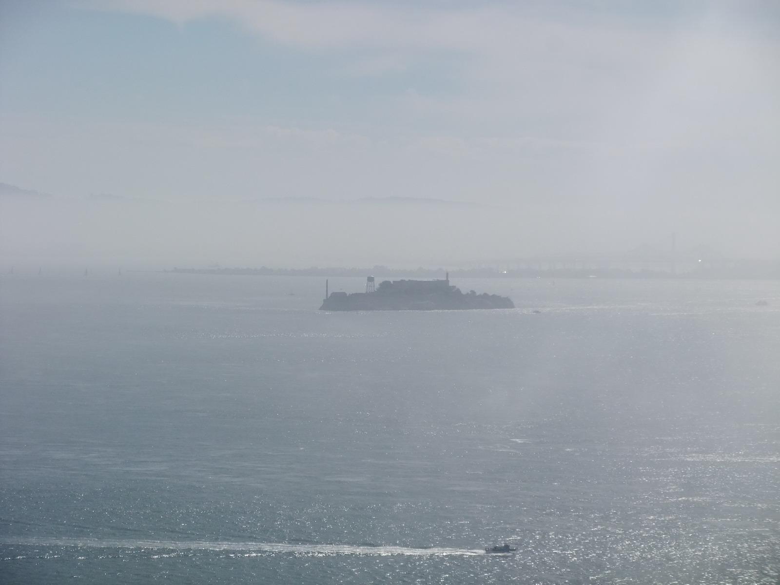 США, Сан-Франциско, остров Алкатрас