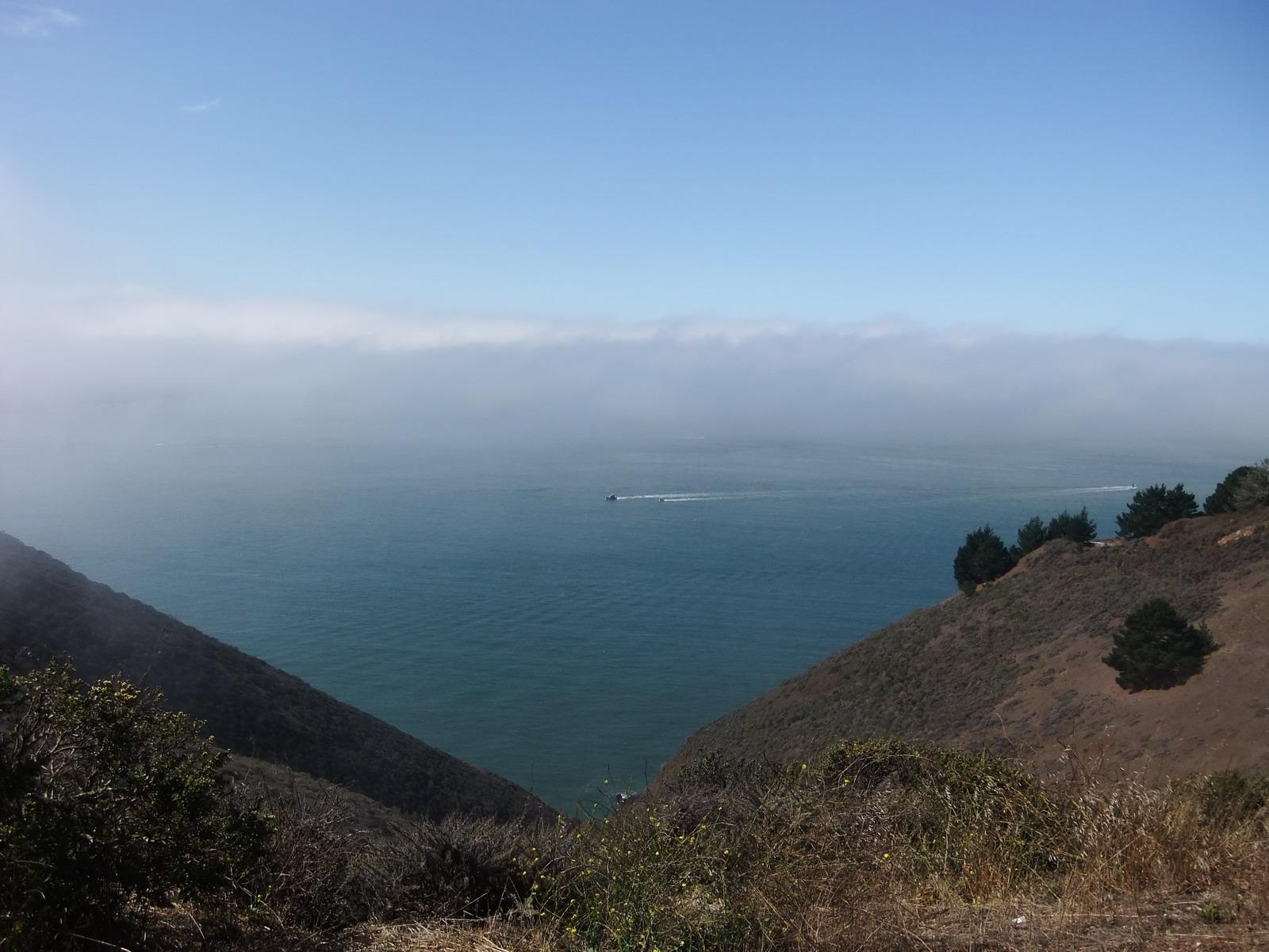 США, Сан-Франциско, мост Golden Gate, смотровая площадка
