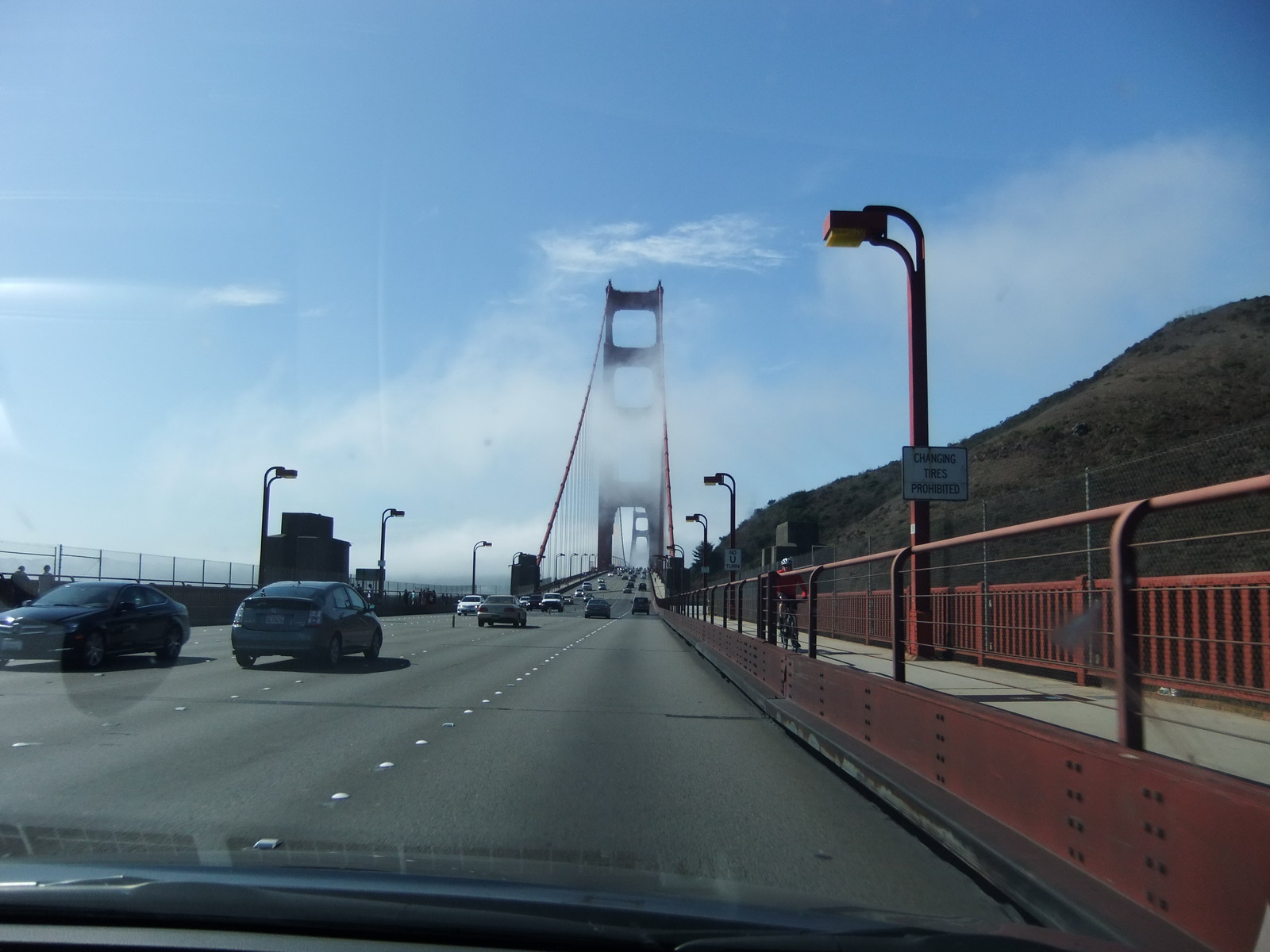 США, Сан-Франциско, мост Golden Gate