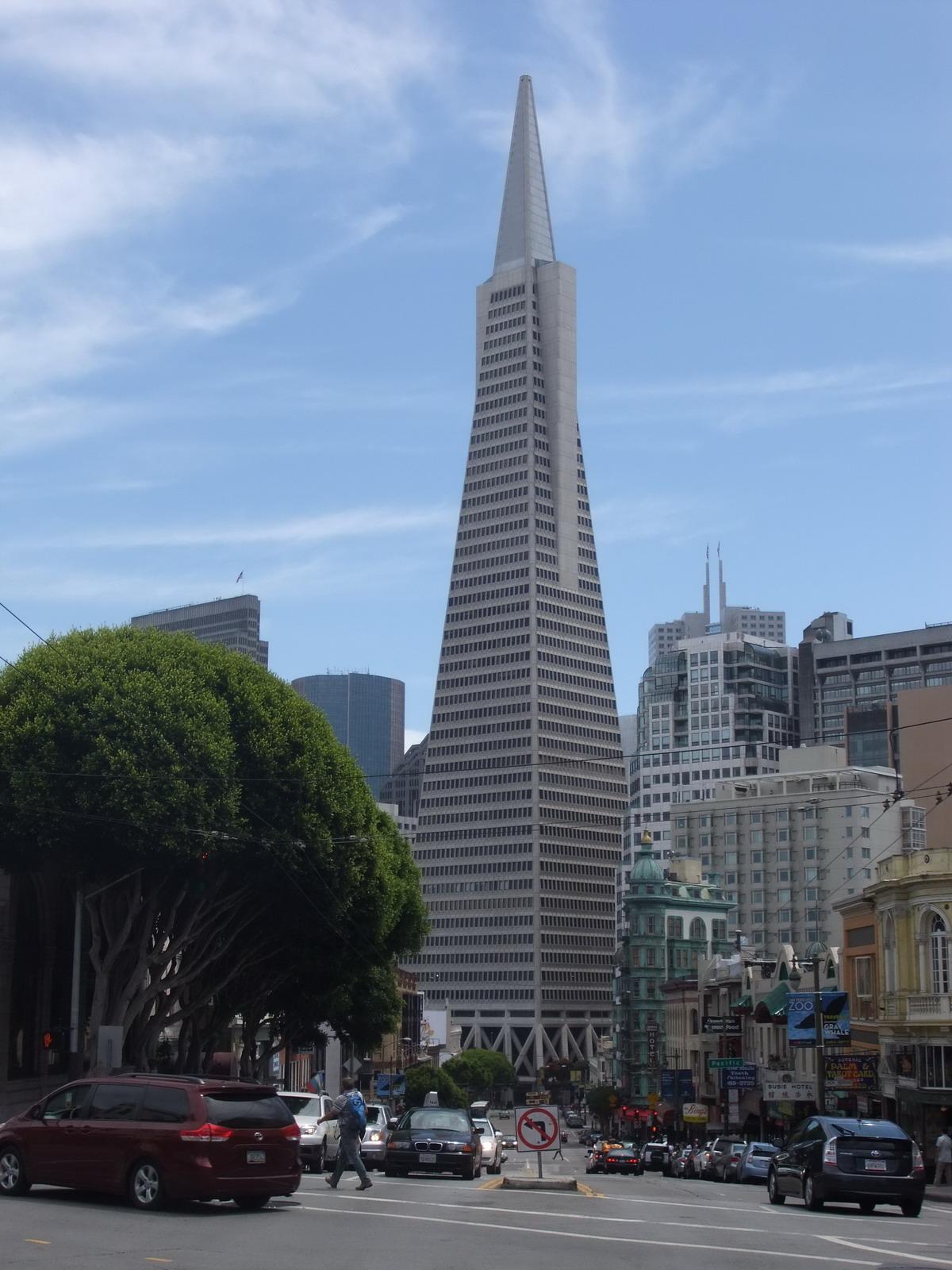 США, Сан-Франциско, Transamerica Pyramid Tower