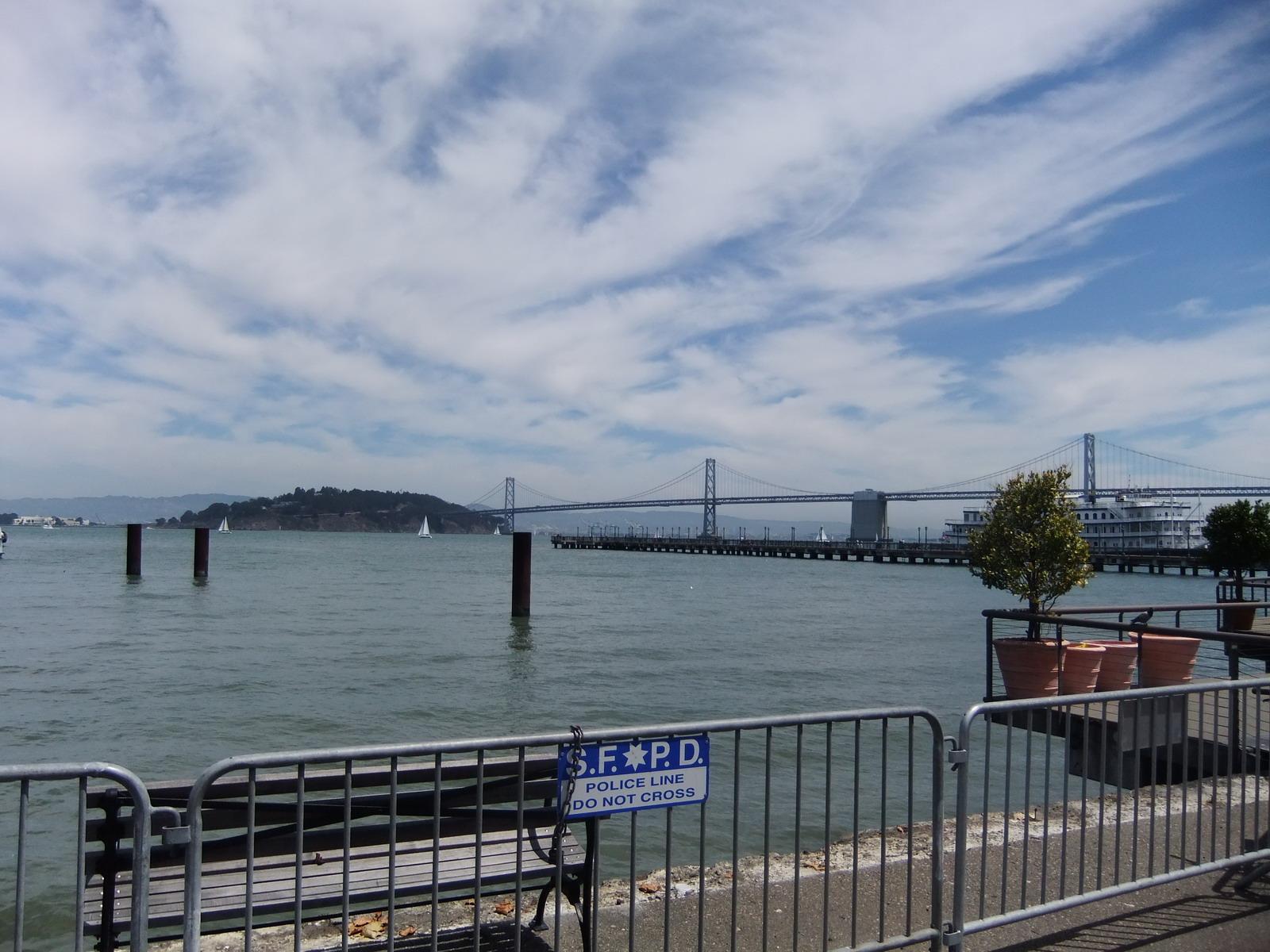 США, Сан-Франциско, набережная