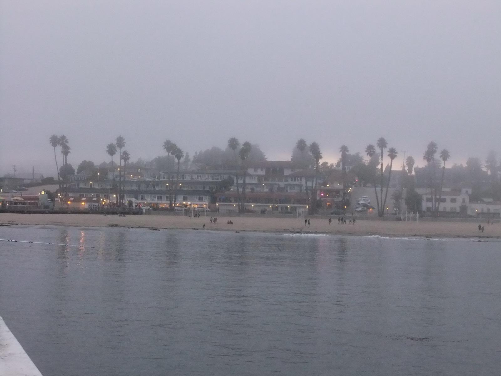 США, Santa Cruz, пляж