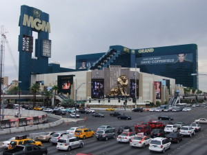 США, Las Vegas, гостиница MGM