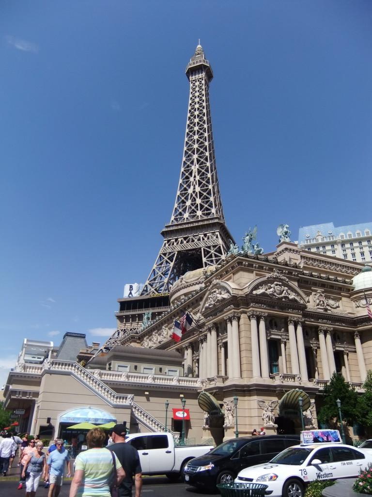 США, Las Vegas, гостиница Paris