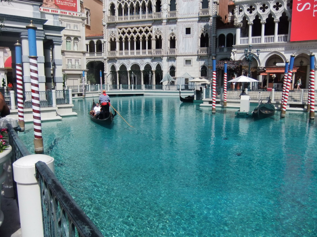 США, Las Vegas, гостиница Venezia
