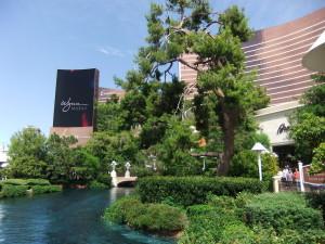 США, Las Vegas, гостиница Winn