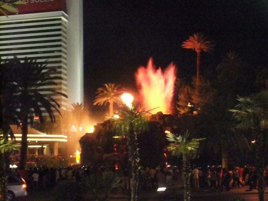 США, Ночной Las Vegas
