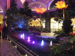 США, Las Vegas, гостиница Bellagio