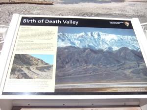 США, Badwater, Death Valley, 85.5 метров ниже уровня моря