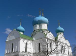 Углич, Богоявленский монастырь