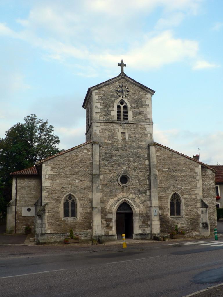Домреми, церковь святого Реми
