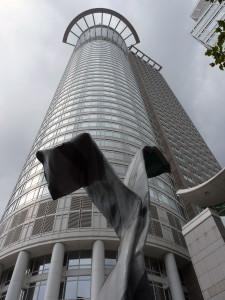 Франкфурт, небоскреб