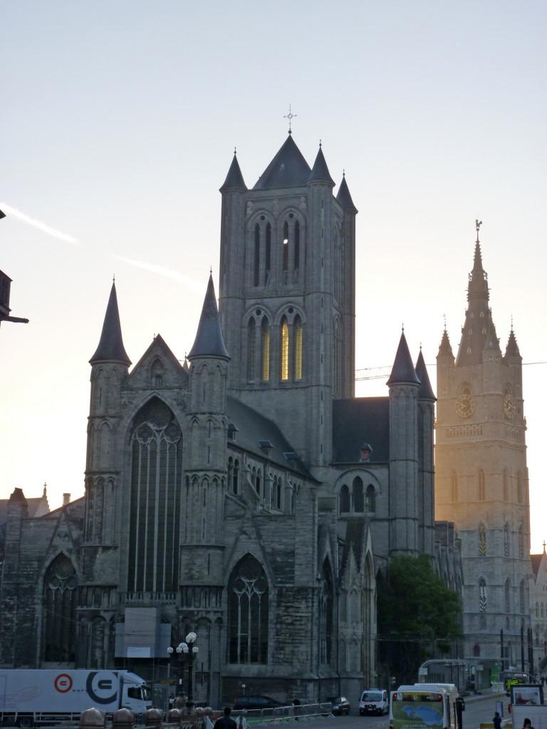 Бельгия, Гент, Кафедральный собор святого Баво