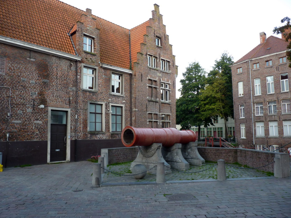 Бельгия, Гент, Безумная Гретта