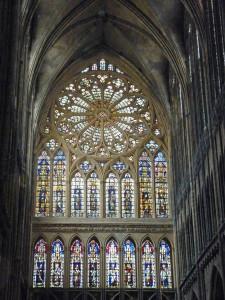 Мец, кафедральный собор Сен Этьен