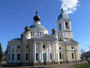 Мышкин, Успенский собор